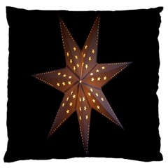 Star Light Decoration Atmosphere Large Cushion Case (Two Sides)