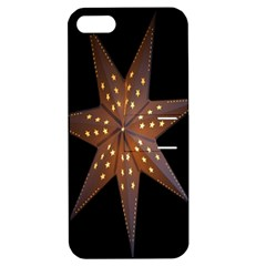 Star Light Decoration Atmosphere Apple iPhone 5 Hardshell Case with Stand