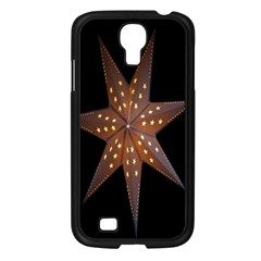 Star Light Decoration Atmosphere Samsung Galaxy S4 I9500/ I9505 Case (Black)