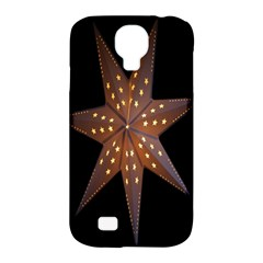 Star Light Decoration Atmosphere Samsung Galaxy S4 Classic Hardshell Case (PC+Silicone)