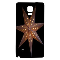 Star Light Decoration Atmosphere Galaxy Note 4 Back Case