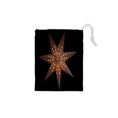 Star Light Decoration Atmosphere Drawstring Pouches (XS)