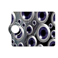Eyeballs Pattern Kindle Fire HD (2013) Flip 360 Case