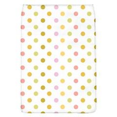 Polka Dots Retro Flap Covers (L)