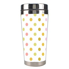 Polka Dots Retro Stainless Steel Travel Tumblers