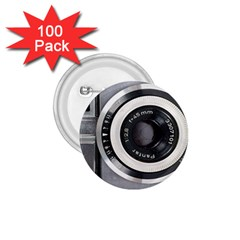 Vintage Camera 1.75  Buttons (100 pack)