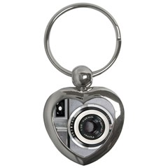 Vintage Camera Key Chains (Heart)