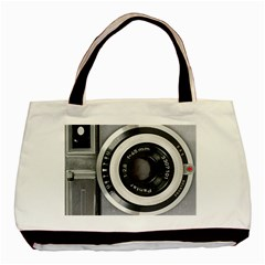 Vintage Camera Basic Tote Bag (Two Sides)