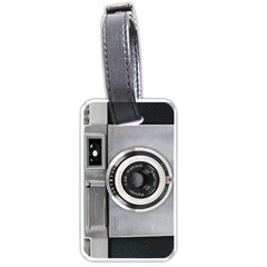 Vintage Camera Luggage Tags (Two Sides)