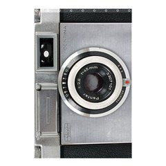 Vintage Camera Shower Curtain 48  x 72  (Small)