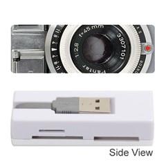 Vintage Camera Memory Card Reader (Stick)