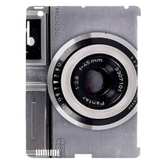 Vintage Camera Apple Ipad 3/4 Hardshell Case (compatible With Smart Cover)