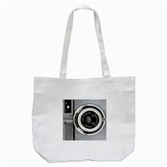 Vintage Camera Tote Bag (white)