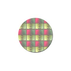 Seamless Pattern Seamless Design Golf Ball Marker (10 pack)