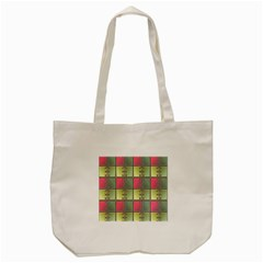 Seamless Pattern Seamless Design Tote Bag (cream)