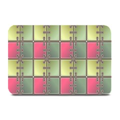 Seamless Pattern Seamless Design Plate Mats