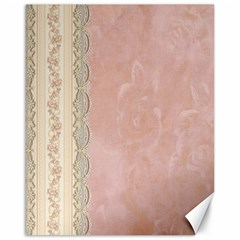 Guestbook Background Victorian Canvas 16  x 20