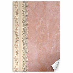 Guestbook Background Victorian Canvas 24  X 36