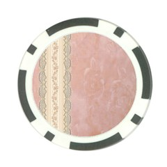Guestbook Background Victorian Poker Chip Card Guard
