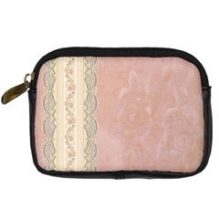 Guestbook Background Victorian Digital Camera Cases