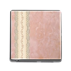 Guestbook Background Victorian Memory Card Reader (Square)