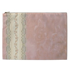 Guestbook Background Victorian Cosmetic Bag (xxl)