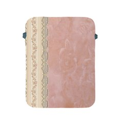 Guestbook Background Victorian Apple iPad 2/3/4 Protective Soft Cases