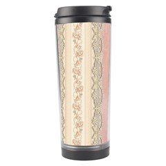 Guestbook Background Victorian Travel Tumbler