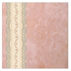 Guestbook Background Victorian Large Satin Scarf (Square)