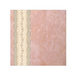 Guestbook Background Victorian Small Satin Scarf (Square)