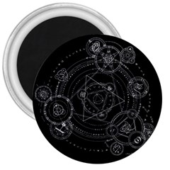 Formal Magic Circle 3  Magnets