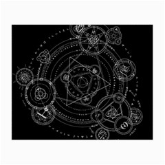 Formal Magic Circle Small Glasses Cloth
