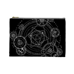 Formal Magic Circle Cosmetic Bag (Large)