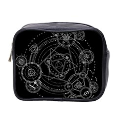 Formal Magic Circle Mini Toiletries Bag 2-Side