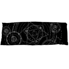Formal Magic Circle Body Pillow Case (Dakimakura)