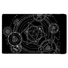 Formal Magic Circle Apple iPad 2 Flip Case