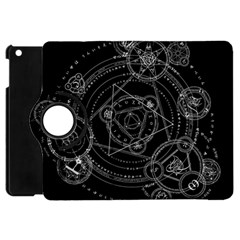 Formal Magic Circle Apple iPad Mini Flip 360 Case