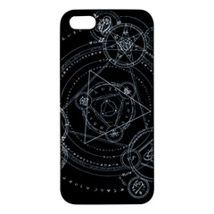Formal Magic Circle Iphone 5s/ Se Premium Hardshell Case