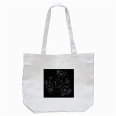 Formal Magic Circle Tote Bag (White)