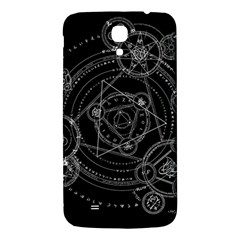Formal Magic Circle Samsung Galaxy Mega I9200 Hardshell Back Case