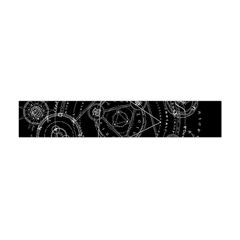Formal Magic Circle Flano Scarf (Mini)