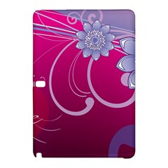 Love Flowers Samsung Galaxy Tab Pro 10 1 Hardshell Case