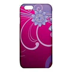 Love Flowers iPhone 6/6S TPU Case