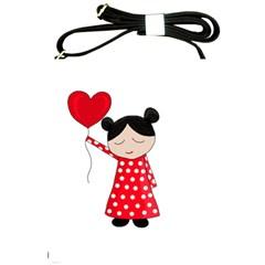 Girl in love Shoulder Sling Bags