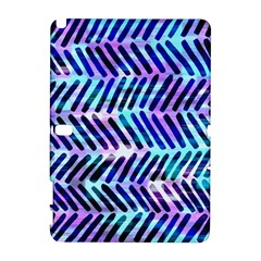 Blue Tribal Chevrons  Galaxy Note 1