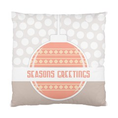 Merry Christmas Standard Cushion Case (One Side)