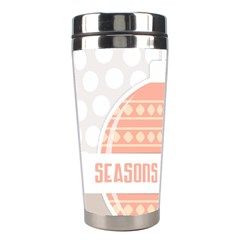 Merry Christmas Stainless Steel Travel Tumblers