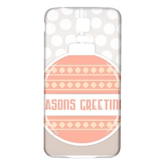 Merry Christmas Samsung Galaxy S5 Back Case (white)