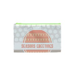 Merry Christmas Cosmetic Bag (xs)