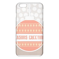 Merry Christmas iPhone 6 Plus/6S Plus TPU Case